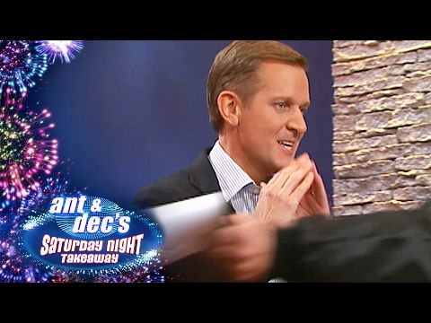 Ant and Dec's Undercover Prank On The Jeremy Kyle Show - Saturday Night Takeaway - YouTube