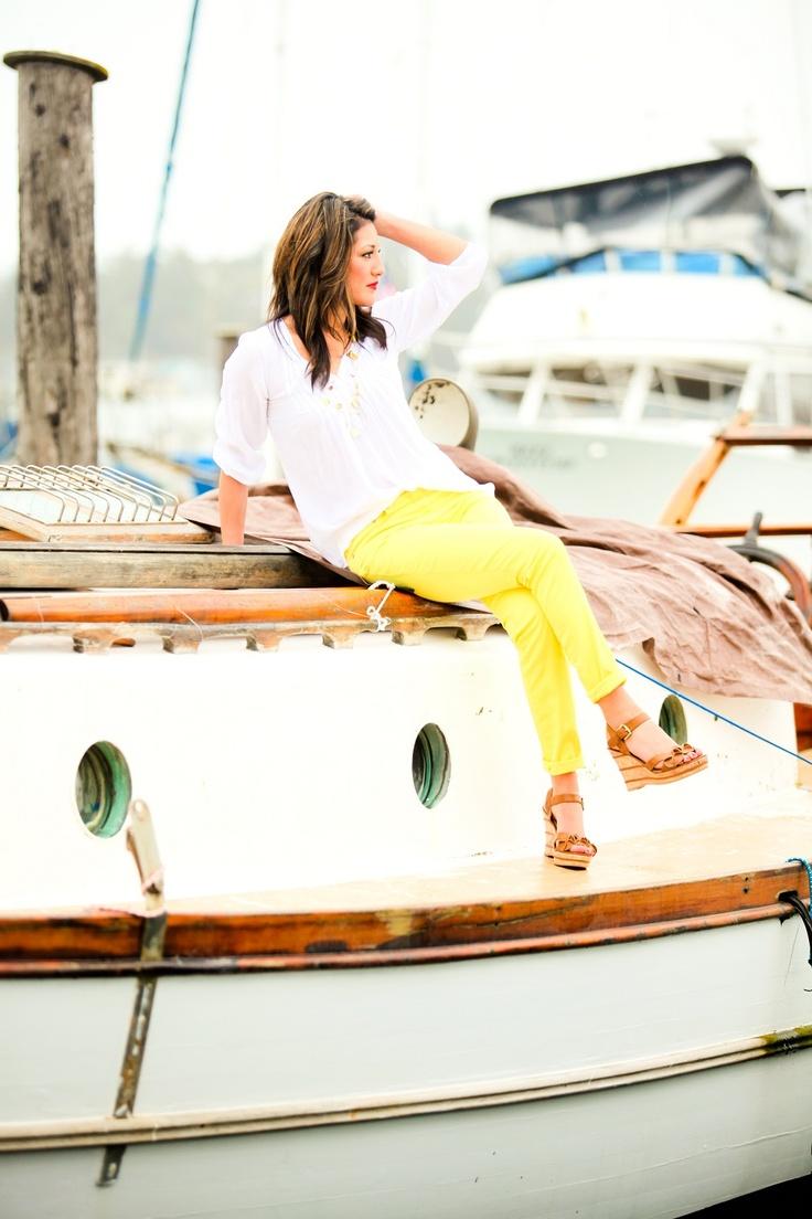 Nautical Photo shoot  Copyright Kim Elsner Photography