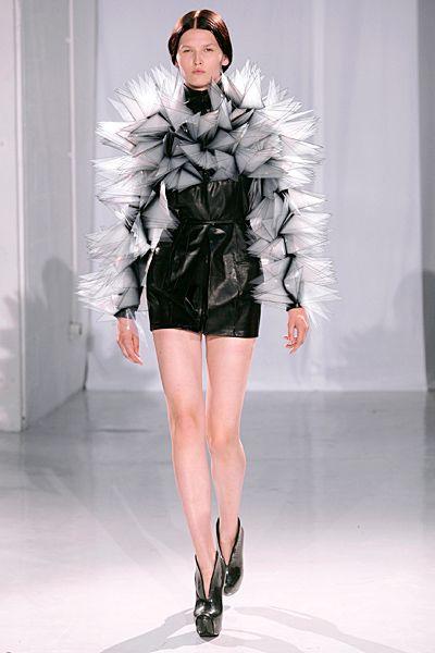 Iris Van Herpen › Haute Couture 2011 Fall