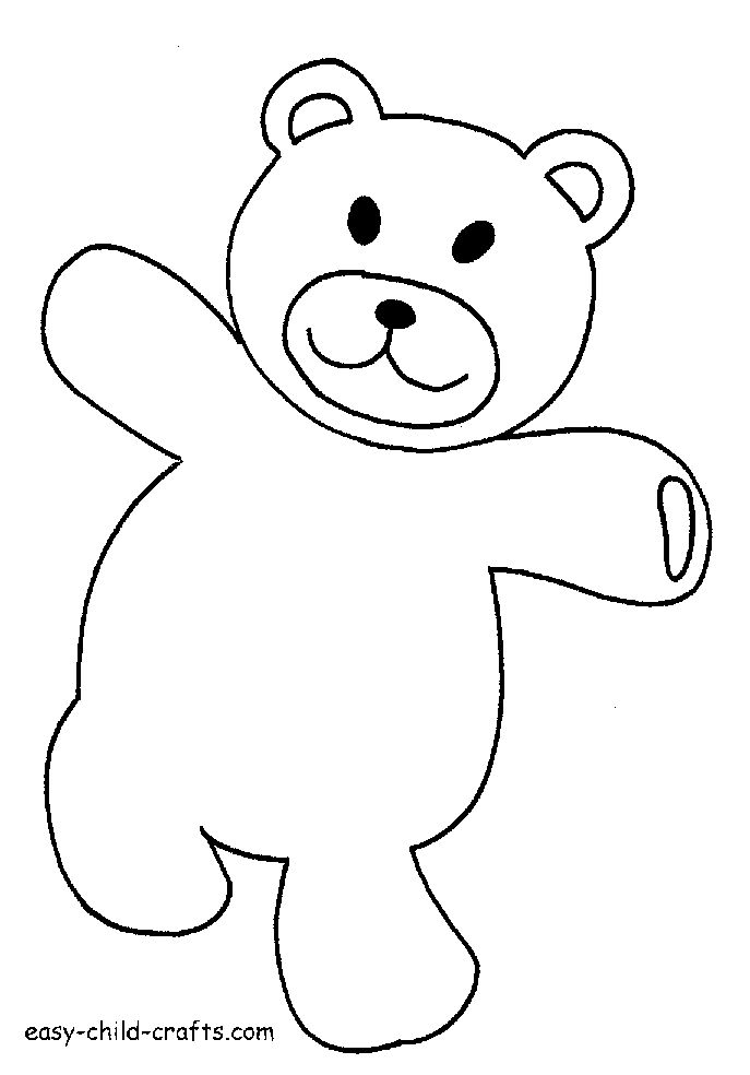 gummy bear coloring pages print - photo#12