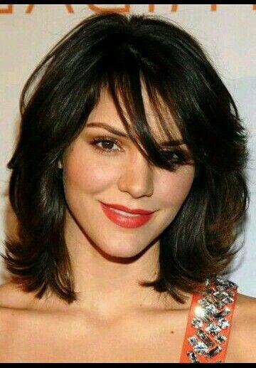 corte cabello mediano