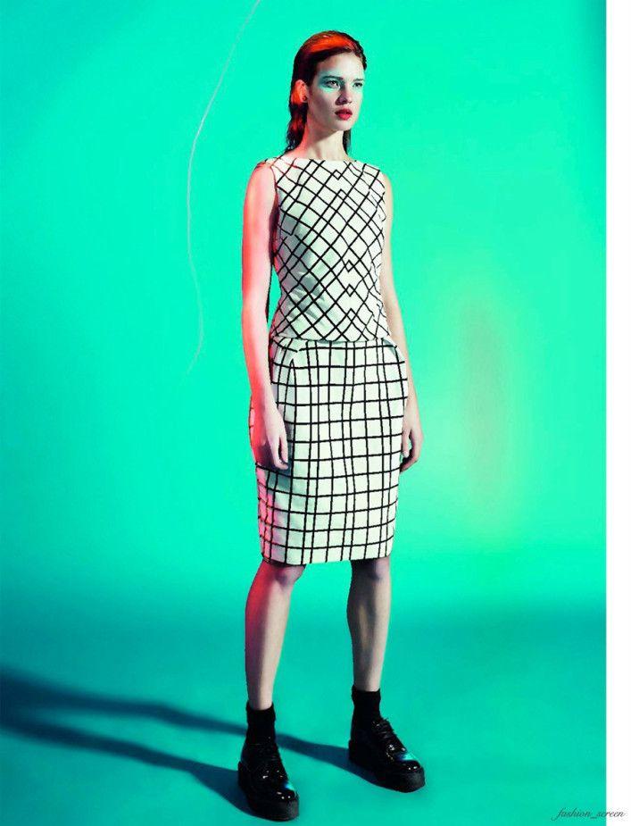 Vogue Paris by Mert & Marcus/March 2012