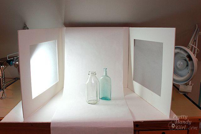 DIY Photography Light Studio Set Up #handmade #tutorial