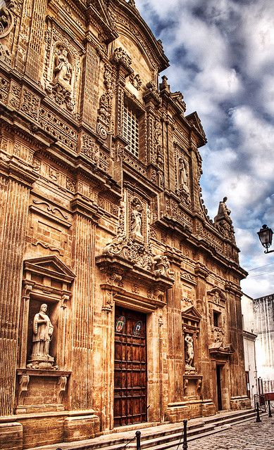 sant'agata cathedral in gallipoli. salento, italy by Paolo Margari, via Flickr