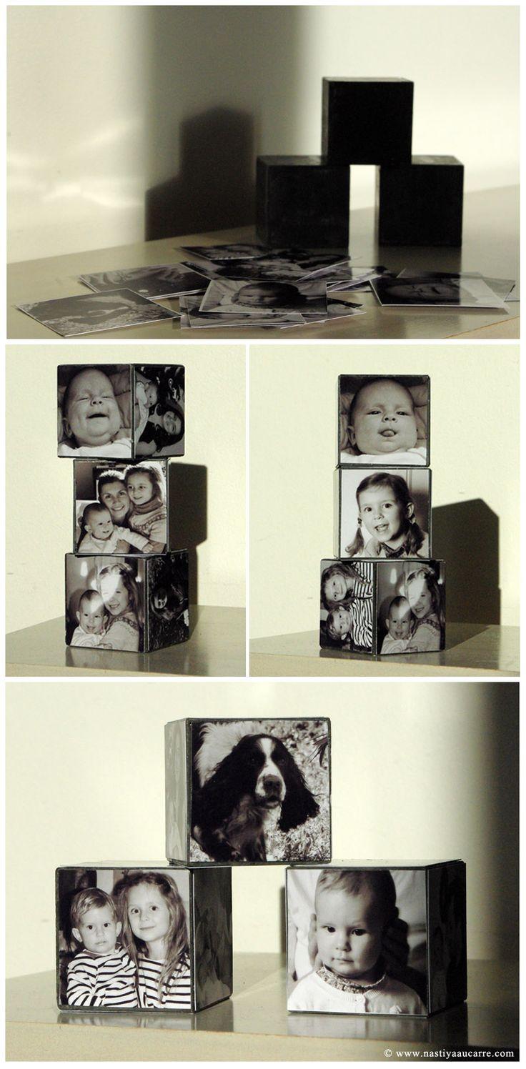cubes enfant recup cubes photos http://www.nastiyaaucarre.com/2015/12/cadeaux-faits-maison-avec-amour.html