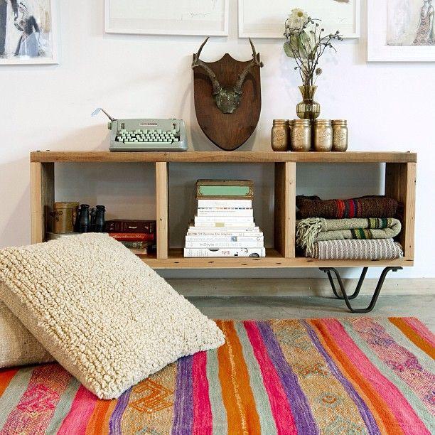 @whitcombandco shelf & Someware rug, pillows, & throw blankets | Use Instagram online! Websta is the Best Instagram Web Viewer!