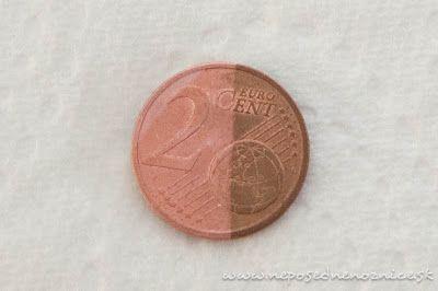 Čistenie mincí   Neposedné nožnice