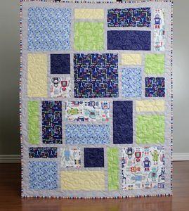 Image Of Jack S Blocks Pattern Pdf Version Sewing