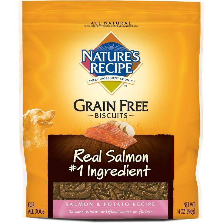 Nature S Recipe Grain Free Dog Biscuits