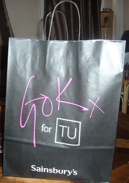gok for tu bag