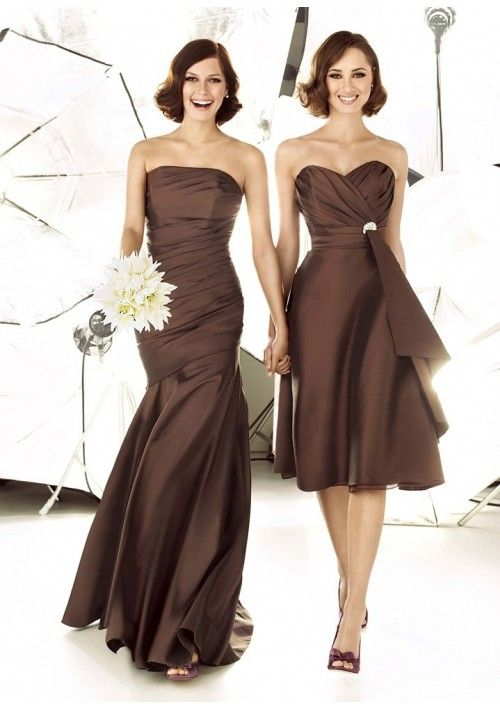 pictures of bridesmaids dresses | Bridesmaids Dresses for Fall Season