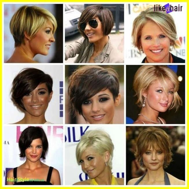 2019 Short Hairstyle Names For Women Unique Fresh Different