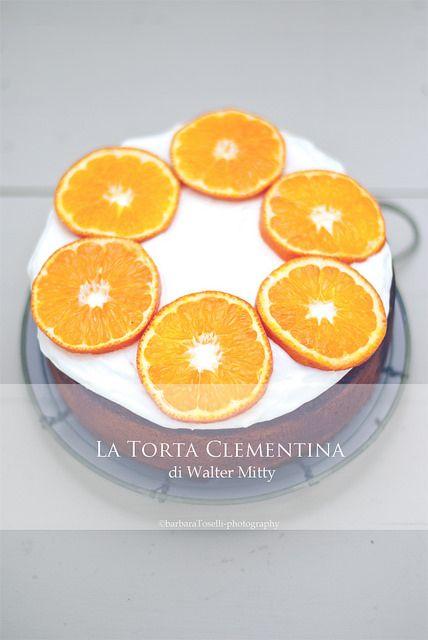 Torta clementina by barbaraT pane&burro, via Flickr