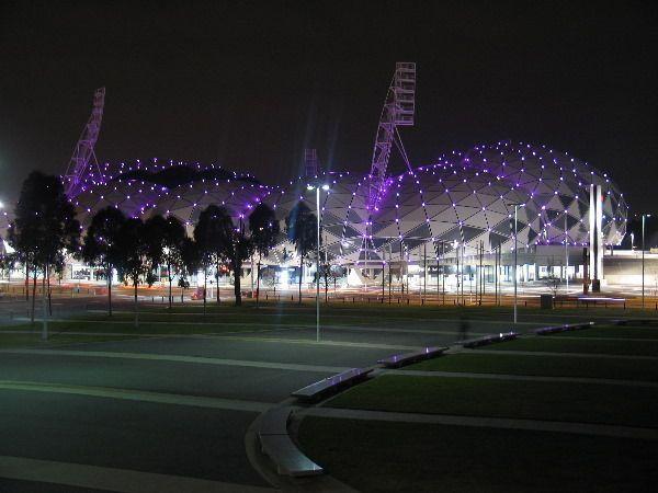 AAMI Park Stadium, Melbourne - Vote Now - Melbourne Design Awards