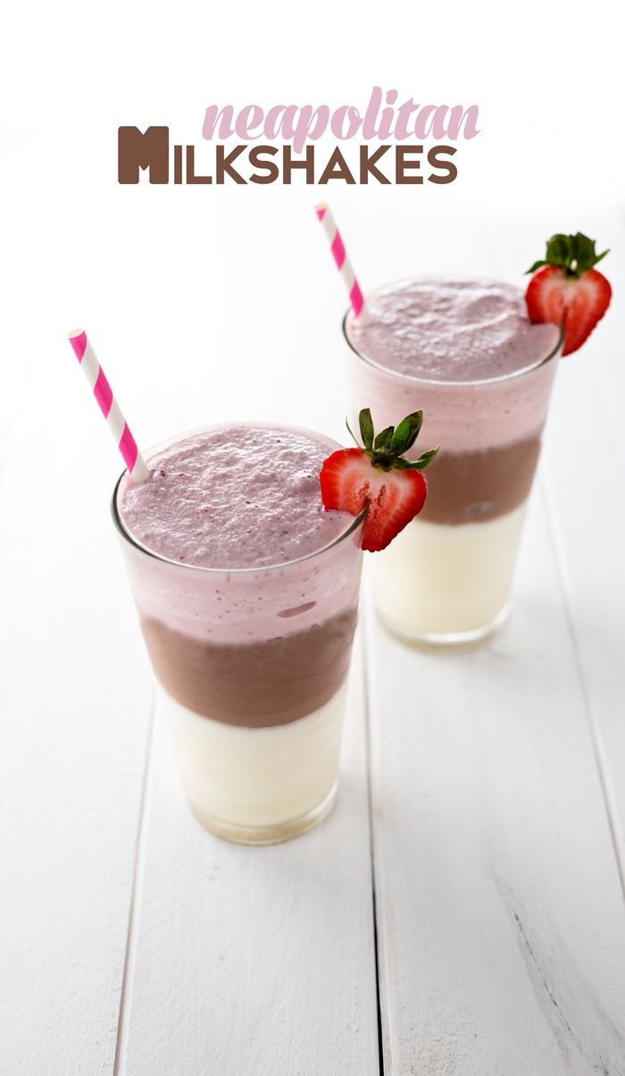 how to make strawberry shake with ice cream