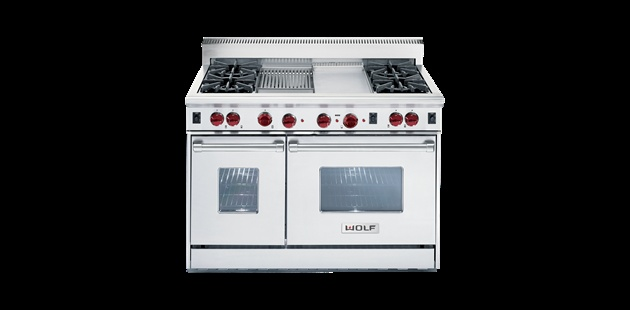 Wolf Range | Gas Ranges | Sub-Zero & Wolf Appliances
