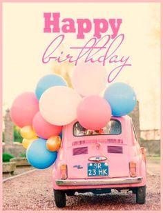 Happy Birthday! More
