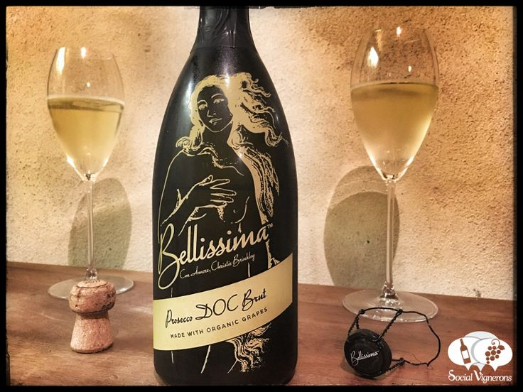 Score 88/100 Wine review, tasting notes, rating of Bellissima Prosseco Organic Sparkling Wine. Description of aroma, palate, flavors. Join the experience.