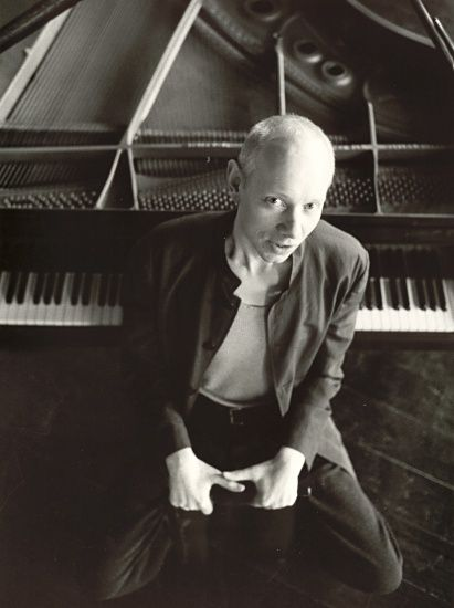 English musician and composer Joe Jackson.