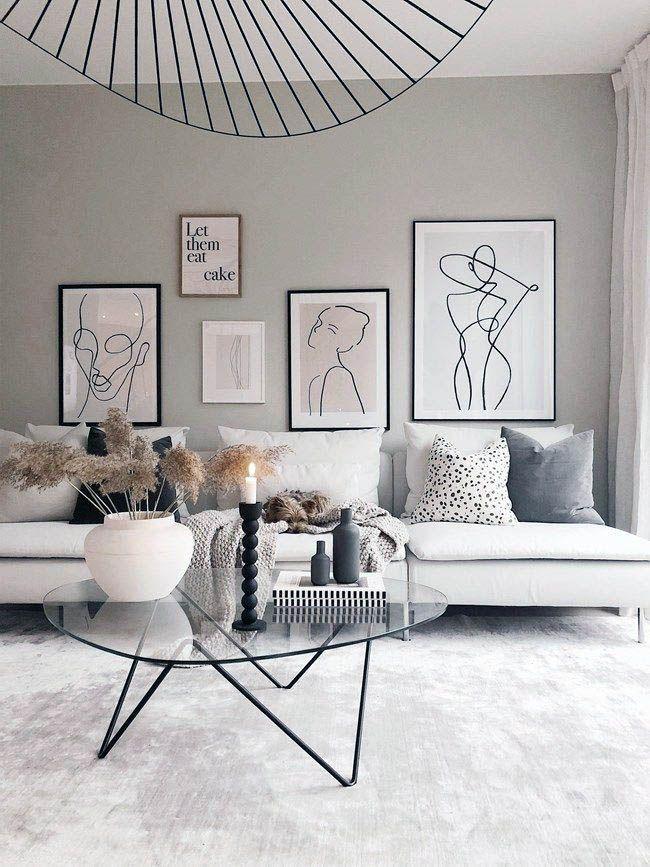 Lovely Masculine Minimalist Living Room Only In Homesable Design Scandi Living Room Living Room Lounge Living Room Scandinavian