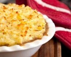 Parmentier au chou-fleur : http://www.cuisineaz.com/recettes/parmentier-au-chou-fleur-48384.aspx