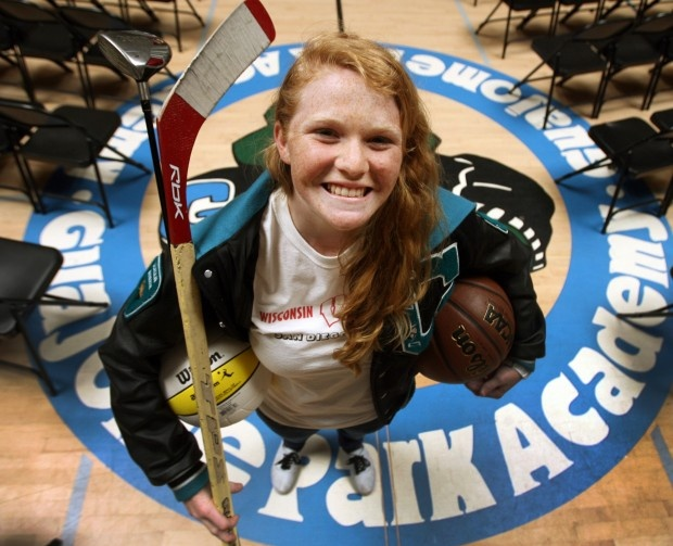 PREPS: A Q with Guajome Park four-sport standout Megan McCoy : North County Times - Californian