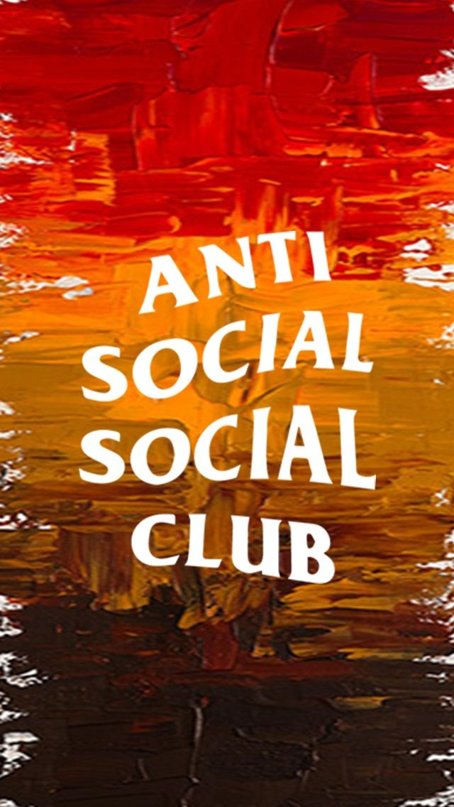 Hypebeast Wallpaper Allezlesbleus Iphone Android Background 오웬 샌디 Anti Social Social Club Anti Social Social Club