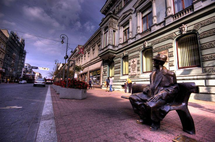 Łódź, #lodz, ul. Piotrkowska