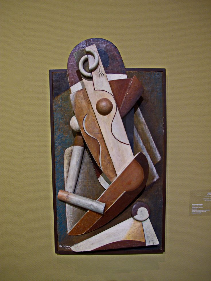 Alexader Archipenko LivedIn Israel before NY. The T.A Museum Have 22 Art Work He…