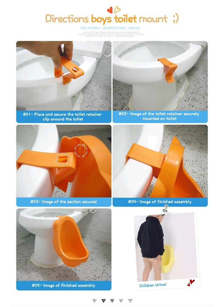 Children Potty Urinal Toilet training for boys pee