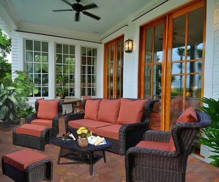 Sale off 40% Deluxe 8-Pcs Outdoor Patio & Garden Rattan Wicker Furniture Set Garden Sectional Rattan Deep Seat Set Sofa Chair - Outdoor Patio Furniture Sofa