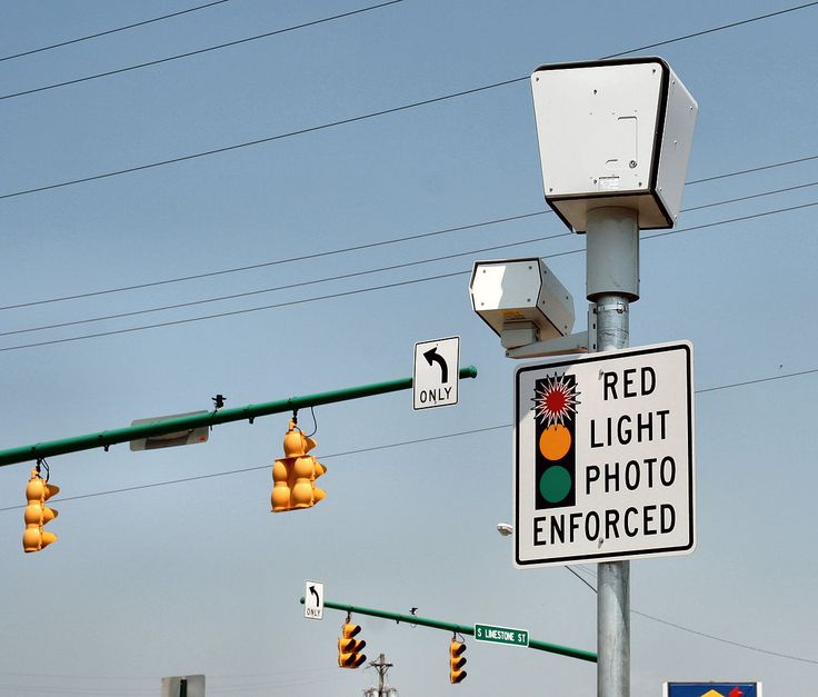 How to Effectively Beat A Red-Light Camera Ticket