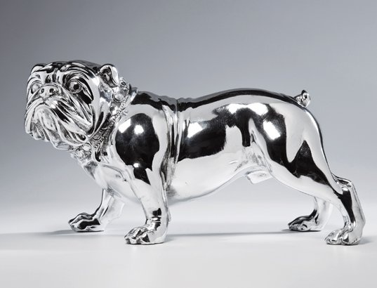 Sculpture KARE DESIGN Figurine Bulldogue