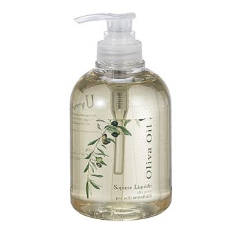 sapone liquido olio di oliva