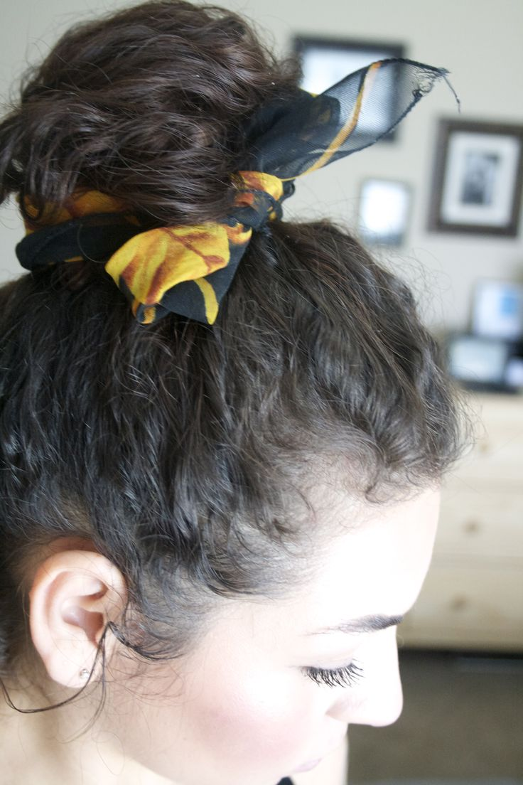 Hair // Styles for Curly Hair Gals (Part 1)