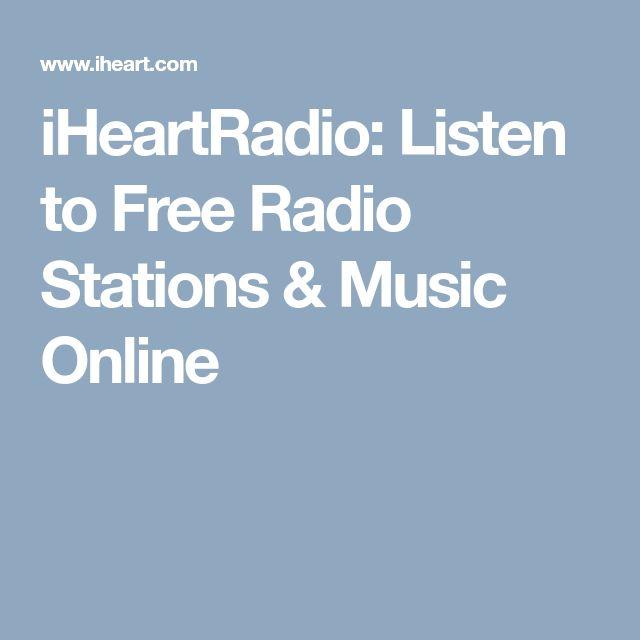 iHeartRadio: Listen to Free Radio Stations & Music Online