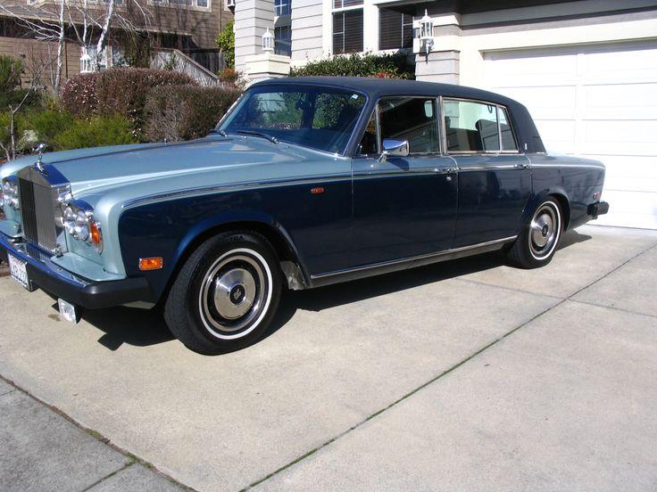 My 1978 Rolls Royce Silver Wraith II