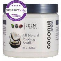 EDEN BodyWorks Coconut Shea Pudding Souffle - CurlMart