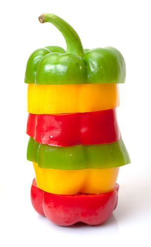 Bake them, roast them, stir-fry them, or grill them. Choose green, orange, red, or yellow. Here are 3 Healthy Benefits of Bell Peppers. #superfoods