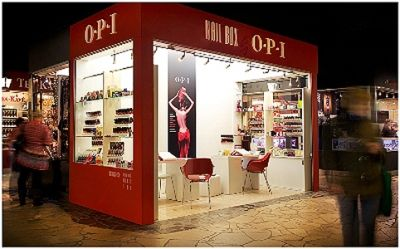 Nail-box by OPI