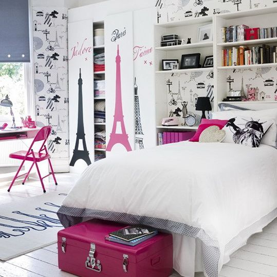 20 teenage girl bedroom decorating ideas - Tween Girls Bedroom Decorating Ideas