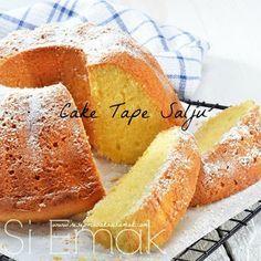 Cake Tape Salju