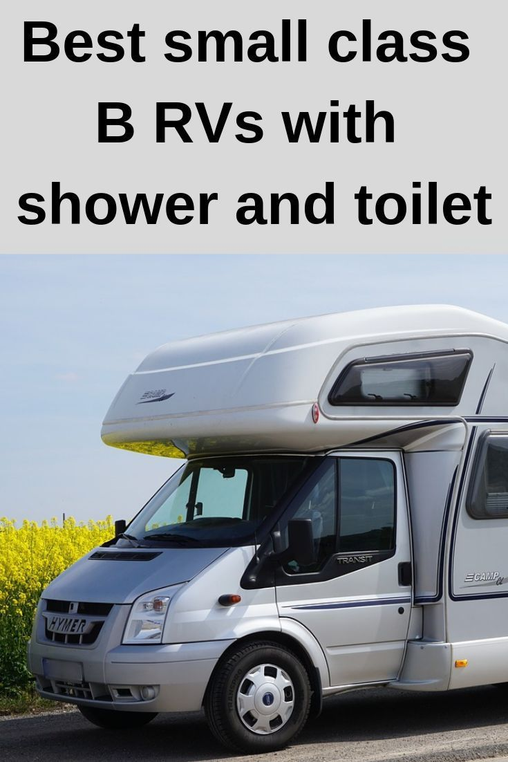 Beau Best Small Class B RVs With Shower And Toilet.
