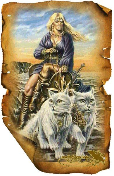Freyja | Norse Mythology | Pinterest | Nordisk mytologi, Mytologi og Perler