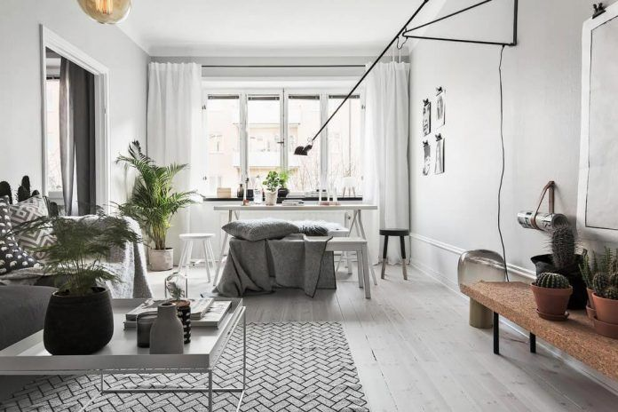 Scandinavian Homes design a chic apartment in Stockholm, Sweden - CAANdesign | Architecture and home design blog