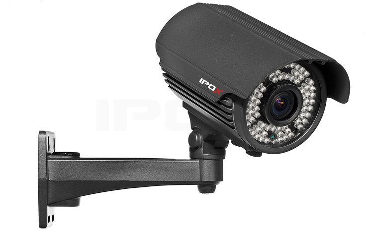 Kamera IPOX PX700EP | Kamery tubowe ---------------  Sony Effio-V >650 / >700TVL   #cctv #camera #ipox