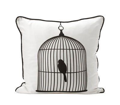 Coussin Birdcage / 50 x 50 cm