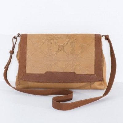 Nancybird Darcy Bag Almond - Inside Home & Gifts