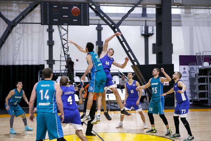 II-е Соревнования по баскетболу среди компаний топливно-энергетического комплекса, 18 ноября 2018г.