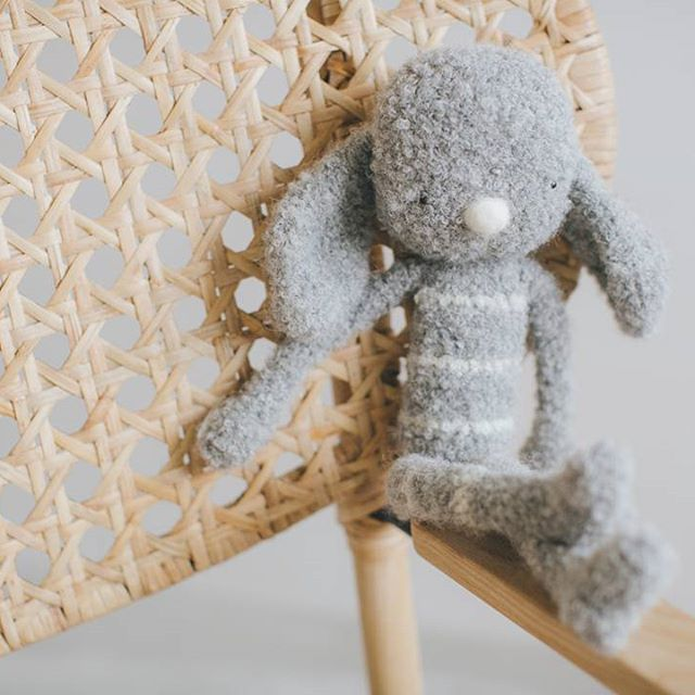 Zenon and relax. #crochetaddict #crochet #knitting #knittersofinstagram #grey #babytoy #wool #kidsdecor #kidsdesign #modernbaby #diy #bunny #softfriends #kids #relax #dropsfan #thepolishcollective